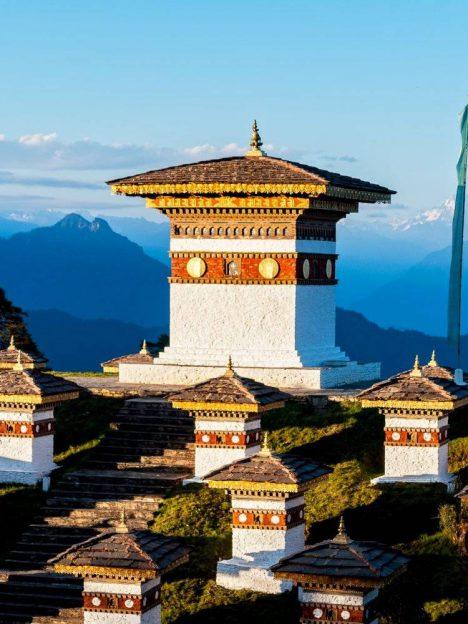 Glimpses of Bhutan tour 4 days